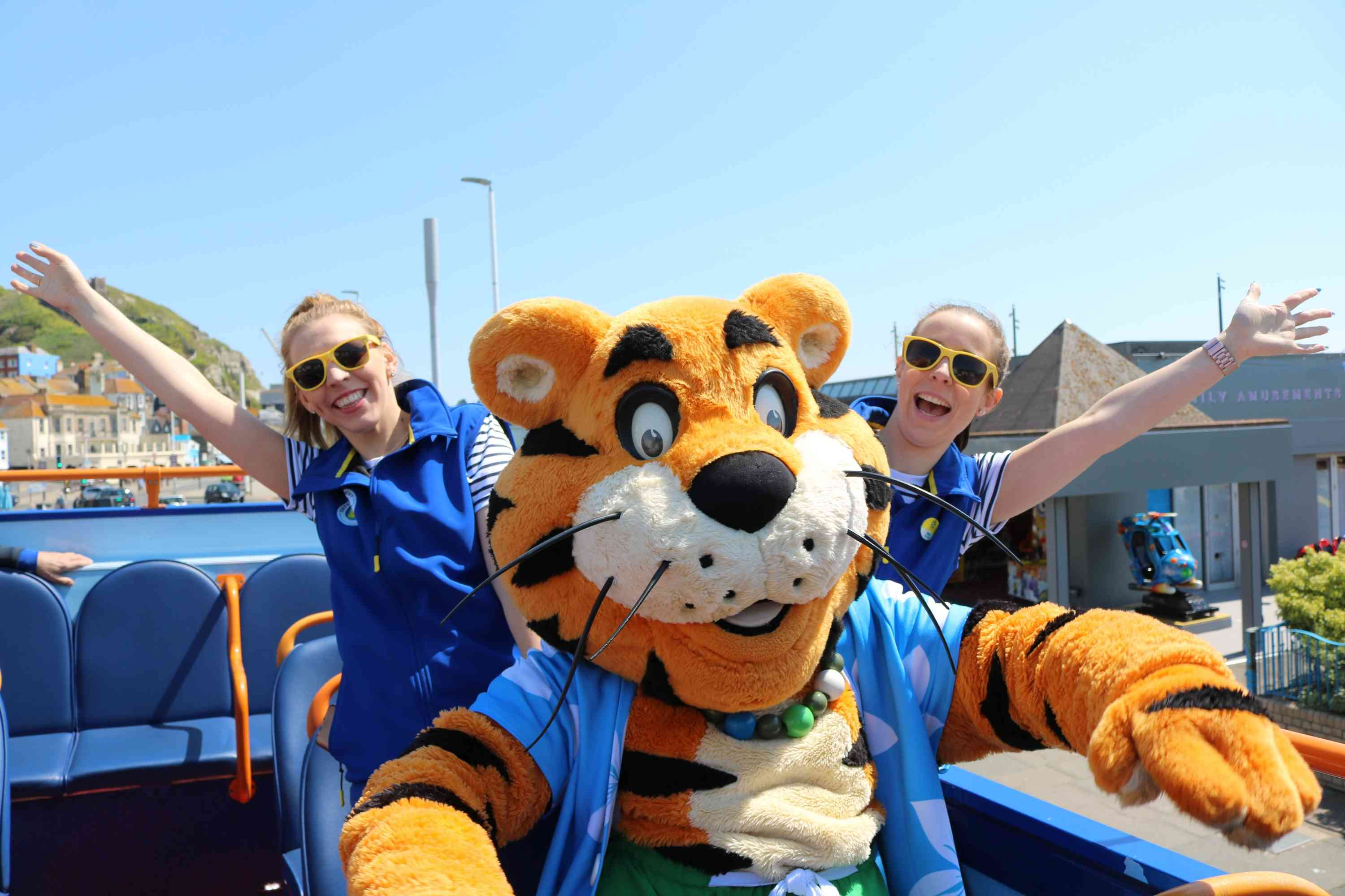 Open Top Bus Promotional Film Hits The High Notes In Hastings
